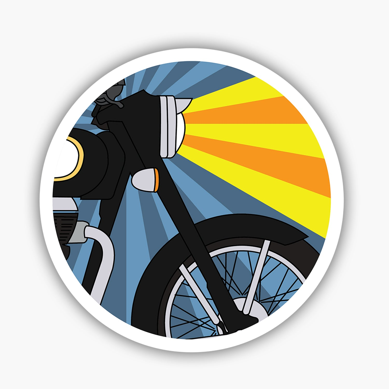 NEW Profile Design Bicycle Sticker Decal for Road Mountain Bikes