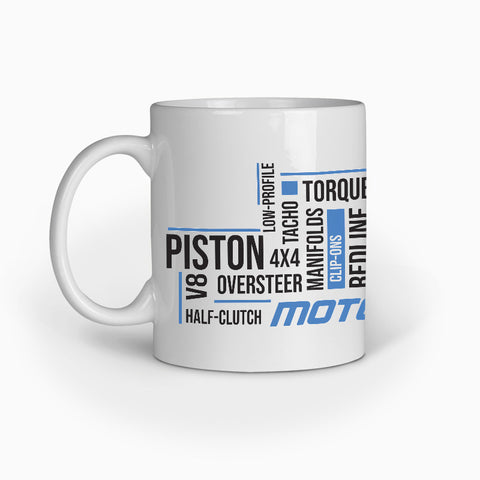MotorBeam-Classic | Coffee Mug