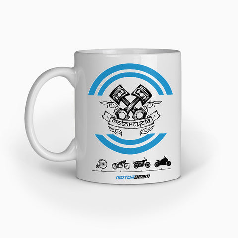 MotorBeam-Bike Evolution | Coffee Mug
