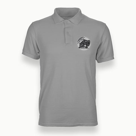 CAFE RACER | POLO T-SHIRT
