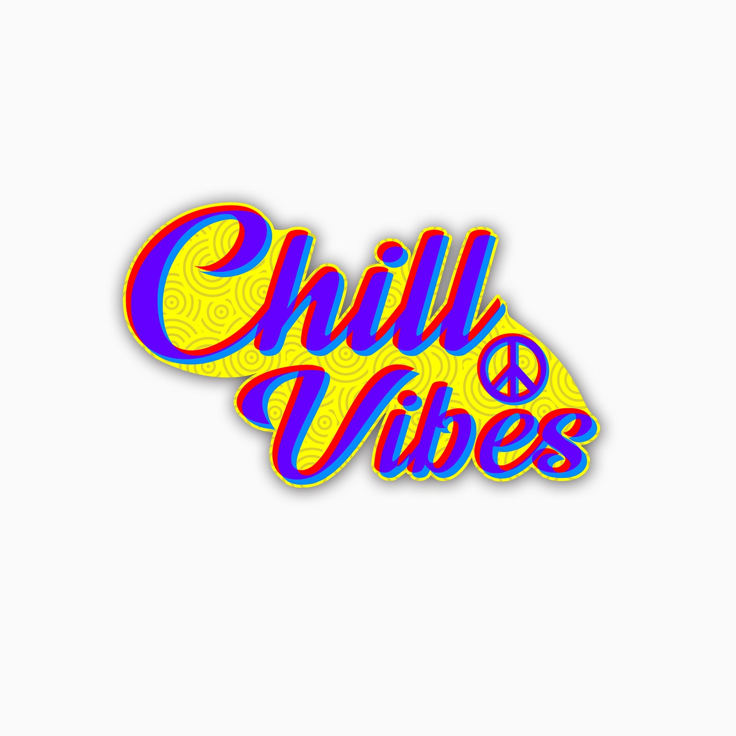 Chill Vibes | Sticker
