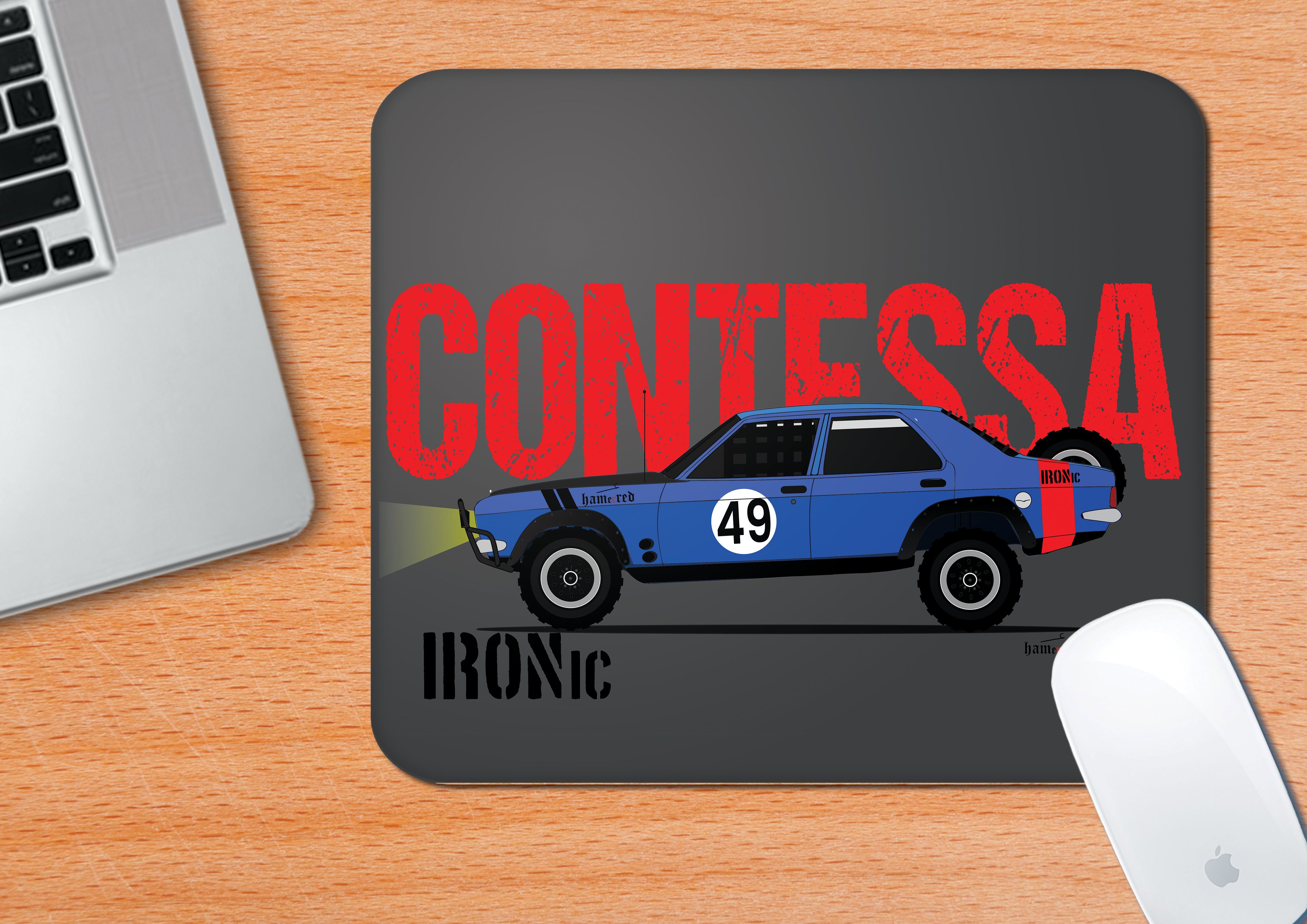 Buy-Contessa-Mouse-Pad| 100kmph