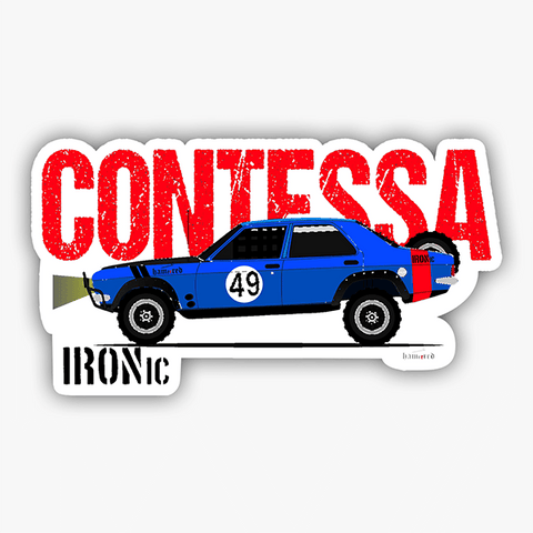 Contessa | Sticker