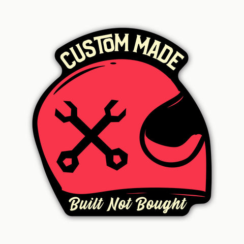 CUSTOM MADE  | STICKER