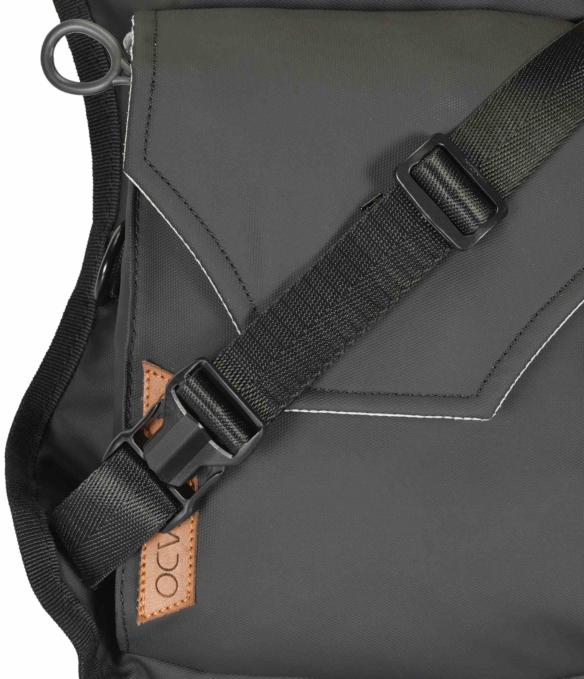 VECTOR | Leg Pouch + Sling Bag from Carbonado