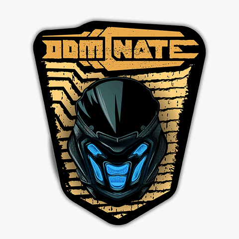 Dominate | Sticker
