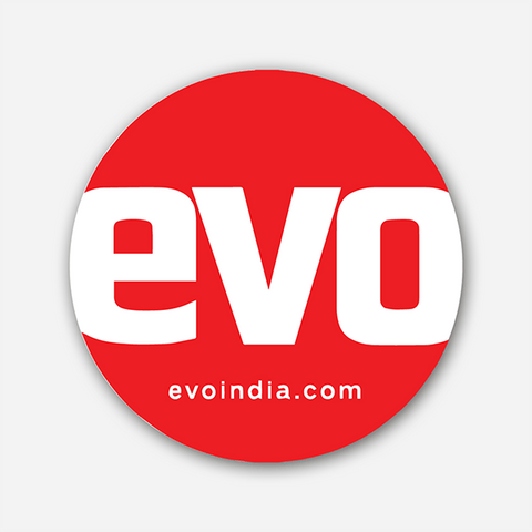 Evo India | Sticker