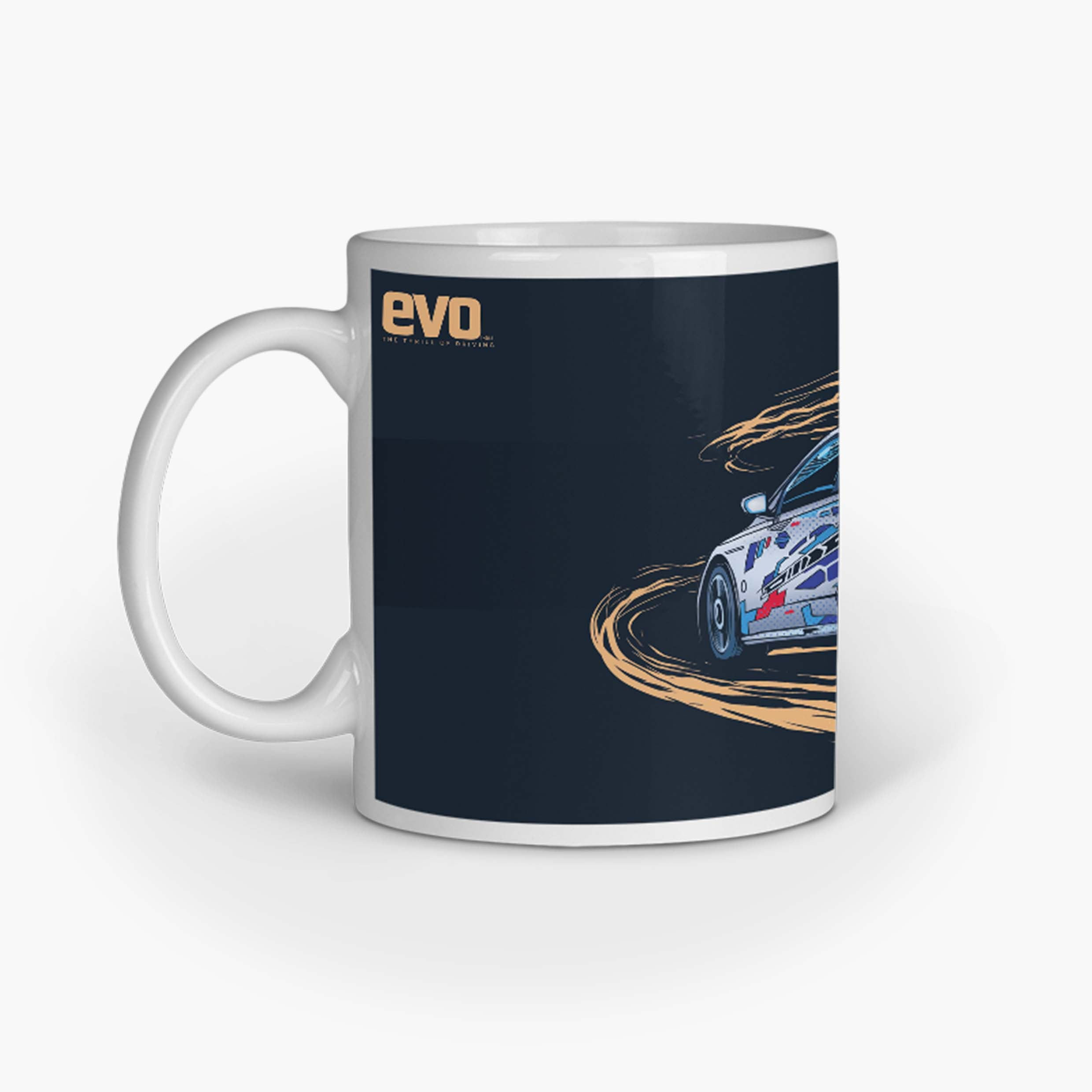 Evo Rally Polo | Coffee Mug