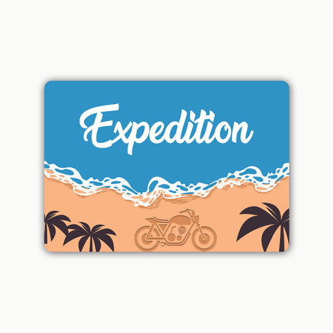 Expedition | Sticker