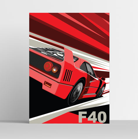 F40 | Poster