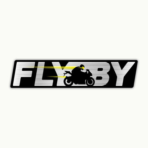 FlyBy | Sticker