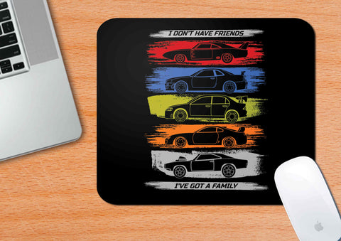 I've Got A Family | Mouse Pad