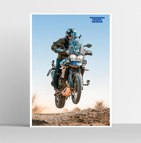 Fast Bikes India-Tiger (Limited Edition) | Poster