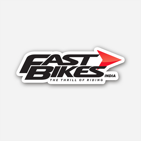 Fast Bikes India | Sticker