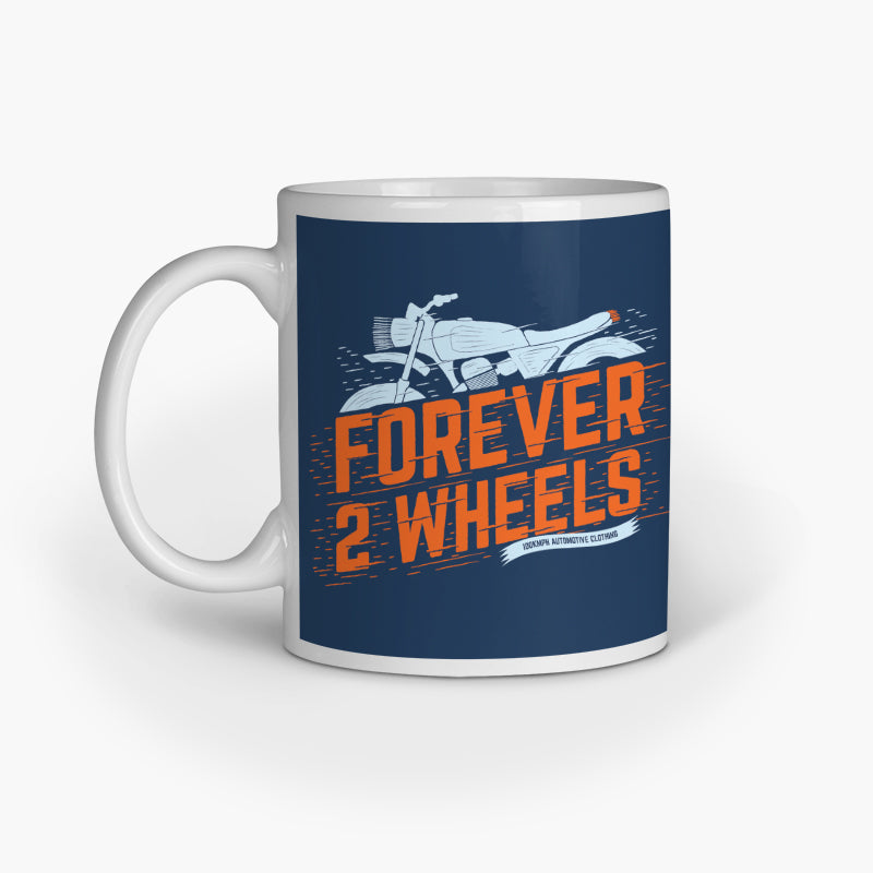 Forever 2 Wheels | Coffee Mug