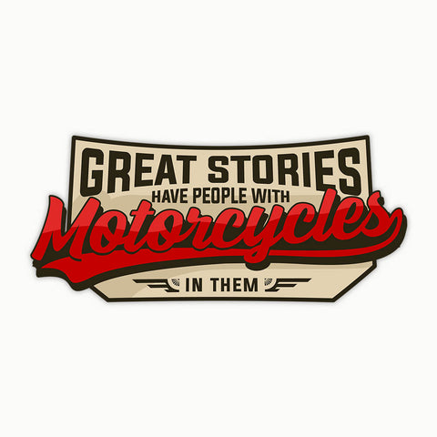 Great Stories | Sticker