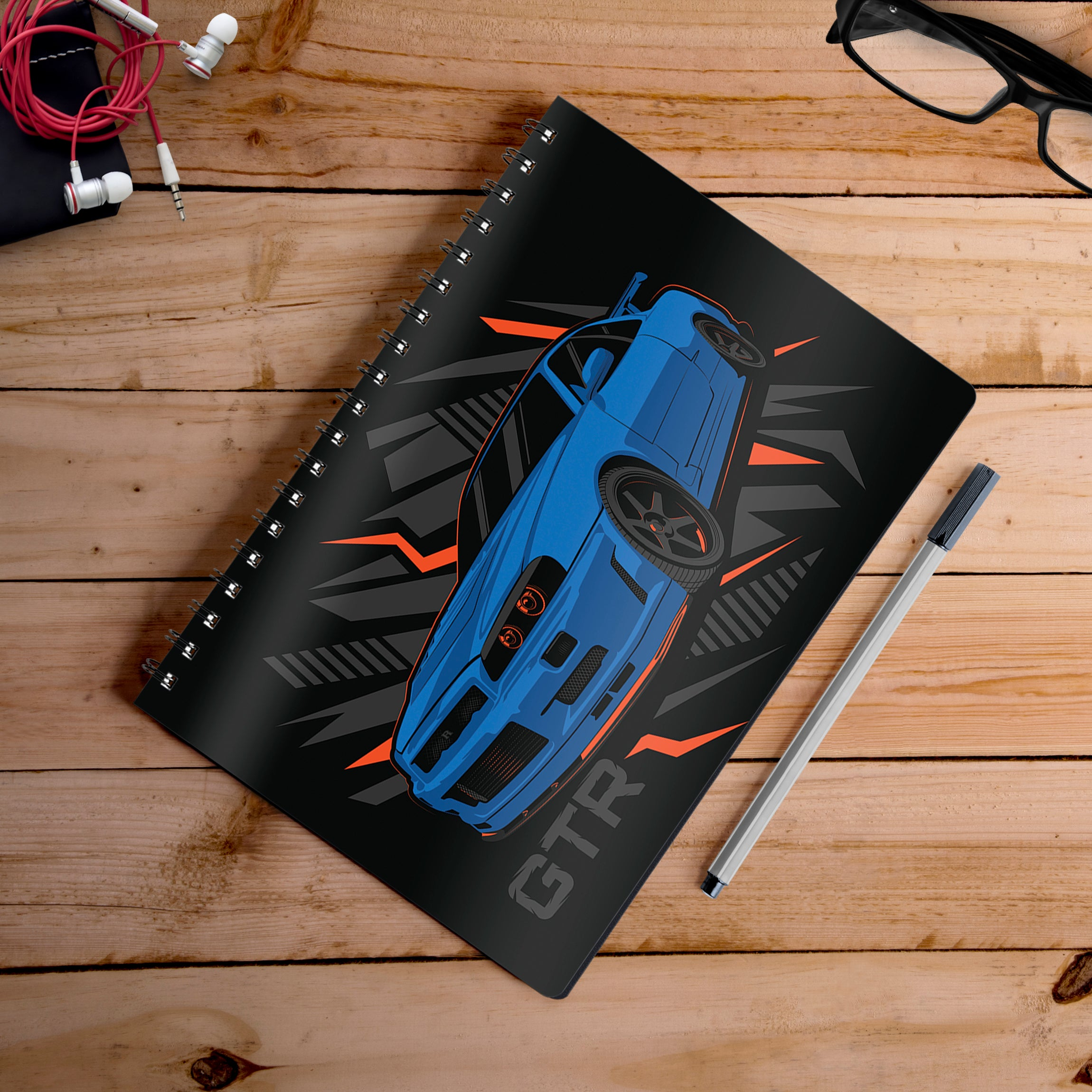 Buy-GTR-Notebook | 100kmph