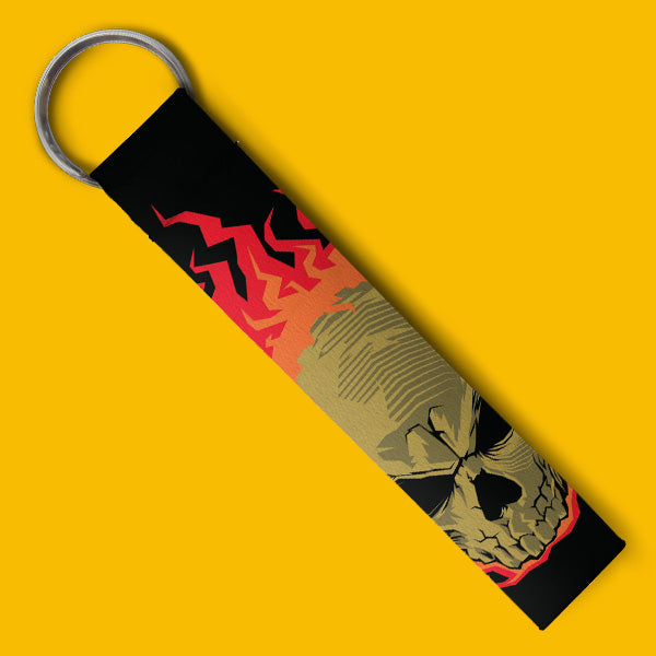 Highway To Hell | Keychain