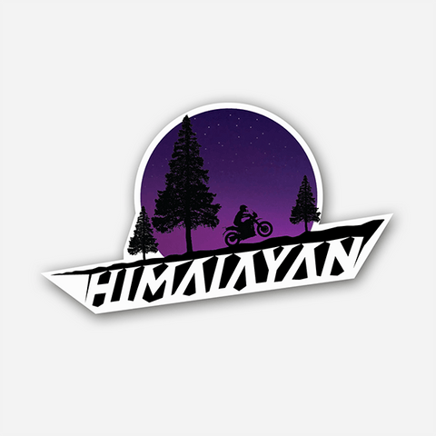 Himalayan | Sticker