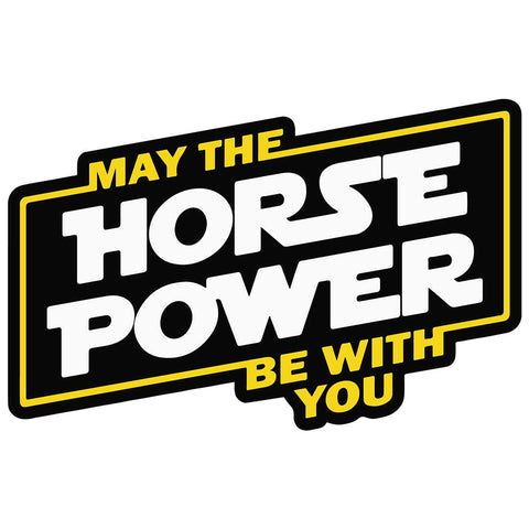 Horsepower (CAR) | Sticker
