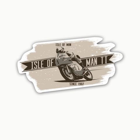 ISLE OF MAN | Sticker