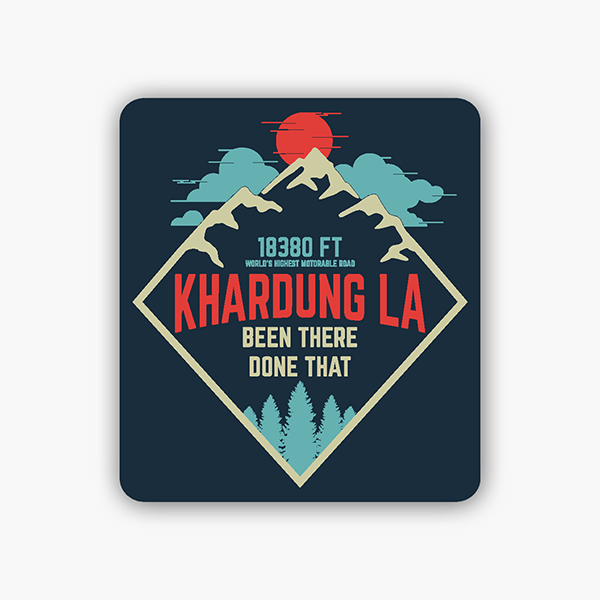 Khardung La | Sticker
