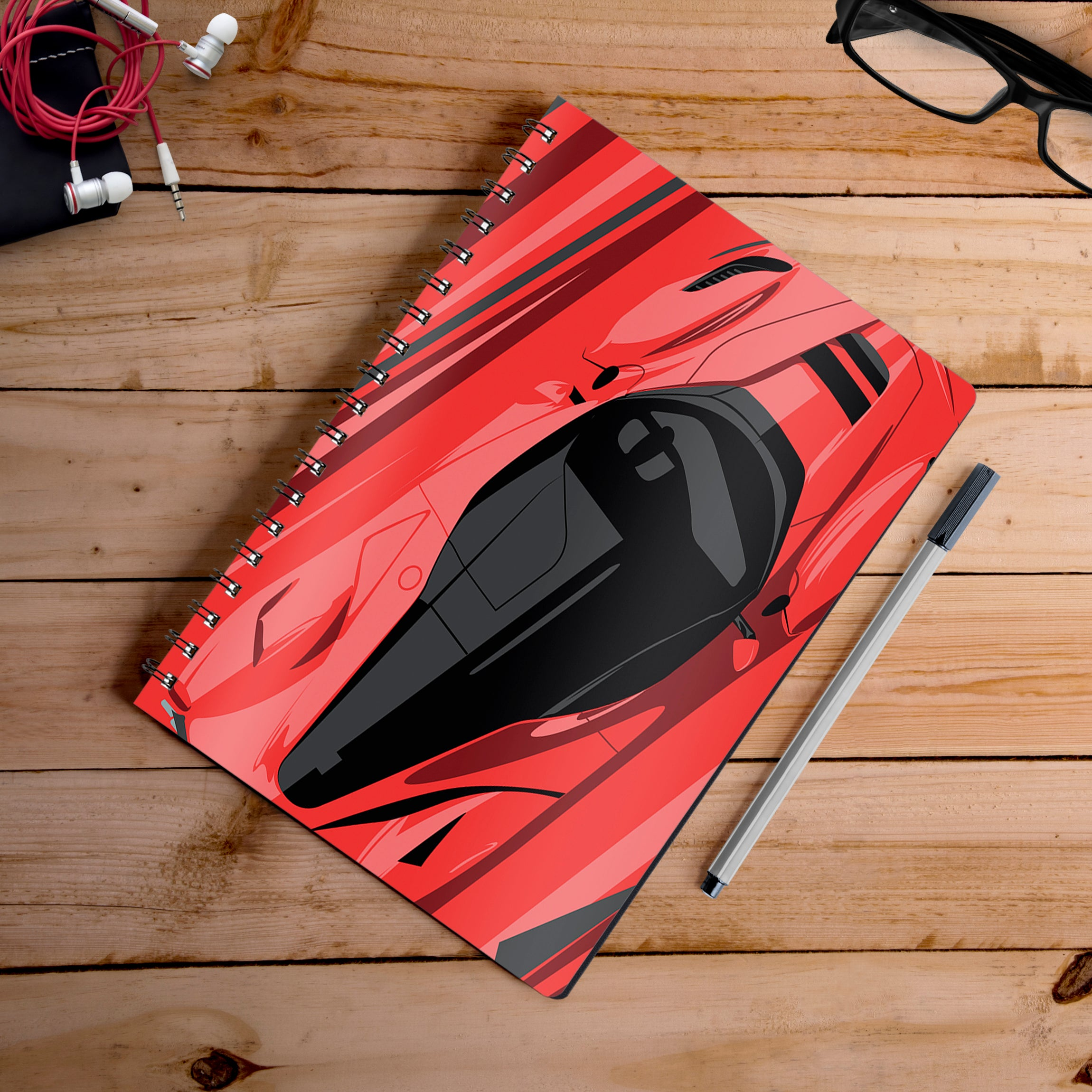 Buy-Laferrari-Notebook | 100kmph