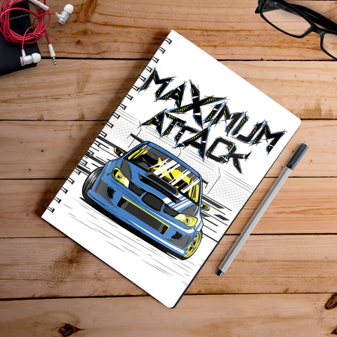 Maximum Attack  | Notebook