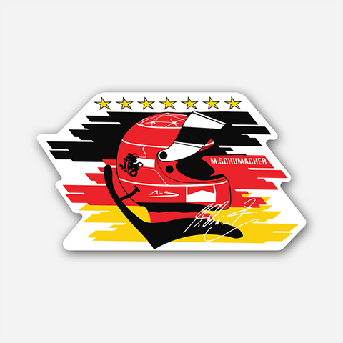 Schumi | Sticker