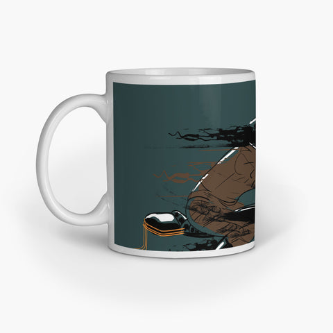Midnight Foolrey | Coffee Mug