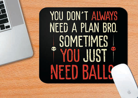 Got Balls? | Mouse Pad