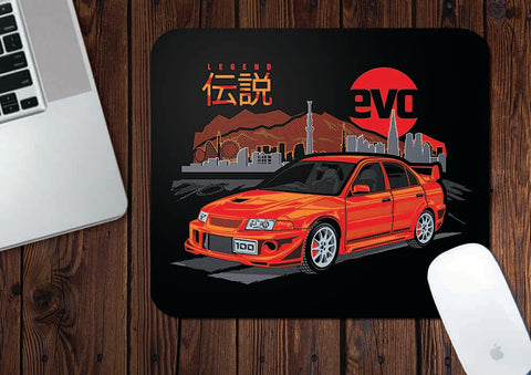 Evolution-Evo India | Mousepad