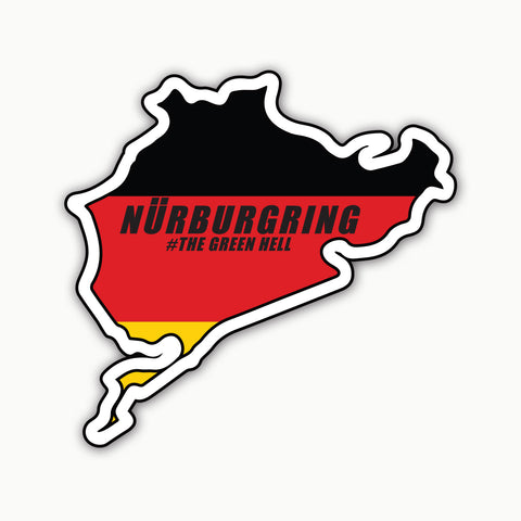 Nurburgring | Sticker