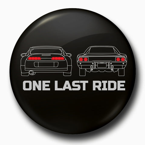 One Last Ride | Badge