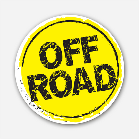 Off Road | Sticker