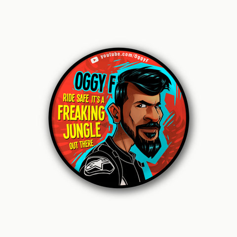 OggyF | Badge