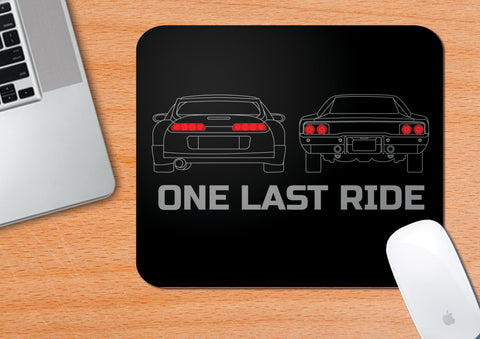 One Last Ride | Mouse Pad