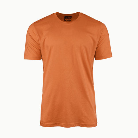 Solid Orange | T-Shirt