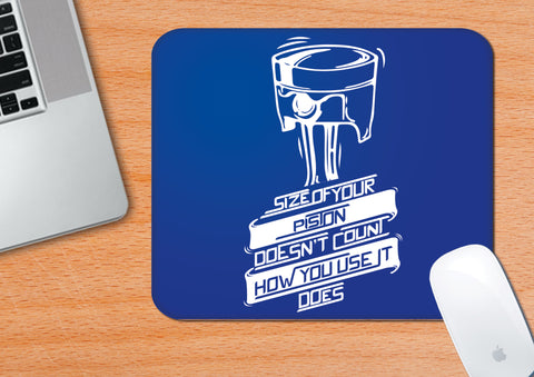 Piston | Mouse Pad