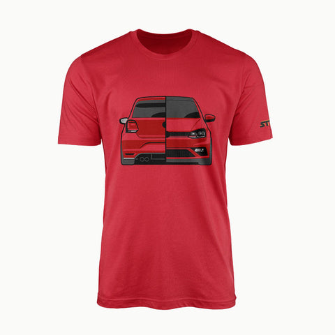 Polo 6C-STI | T-Shirt