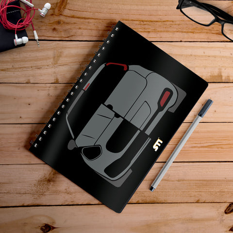 T-Jet-STI | Notebook
