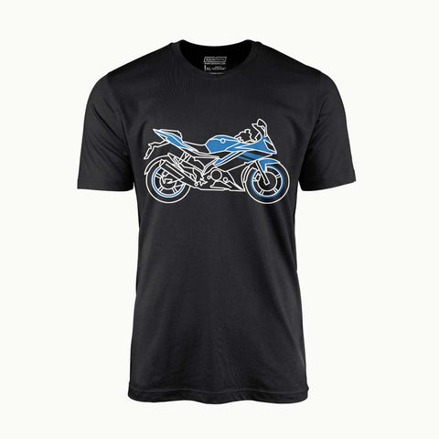 I-Ride R.150 | T-Shirt + Sticker + Keychain