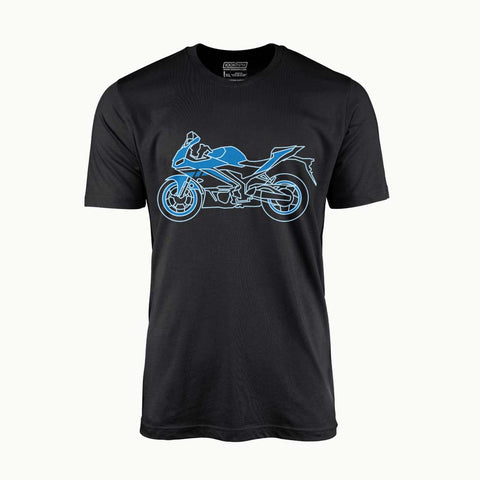 I-Ride R.300 | T-Shirt + Sticker + Keychain