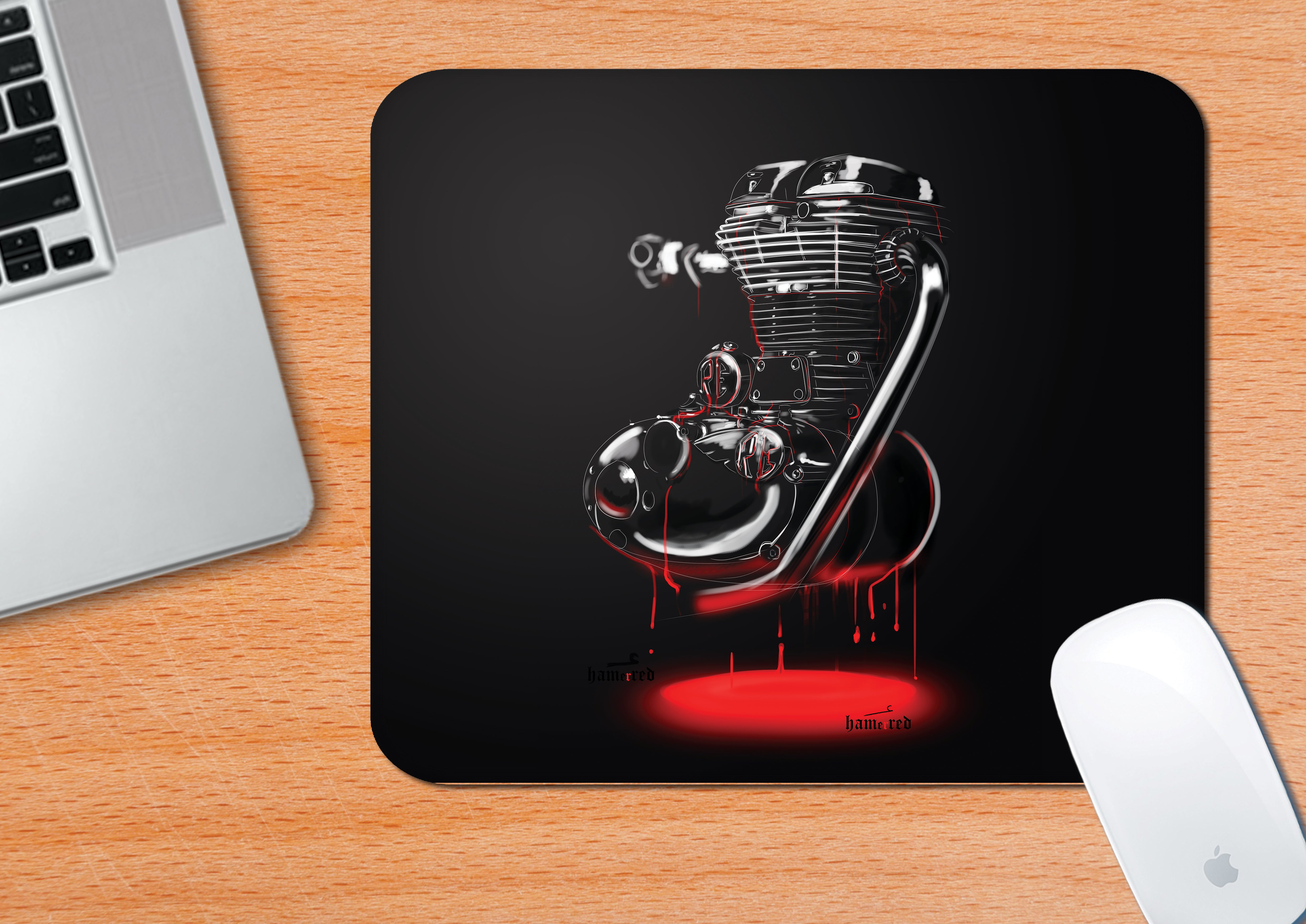 Buy-Re-Heart-Mouse-Pad| 100kmph