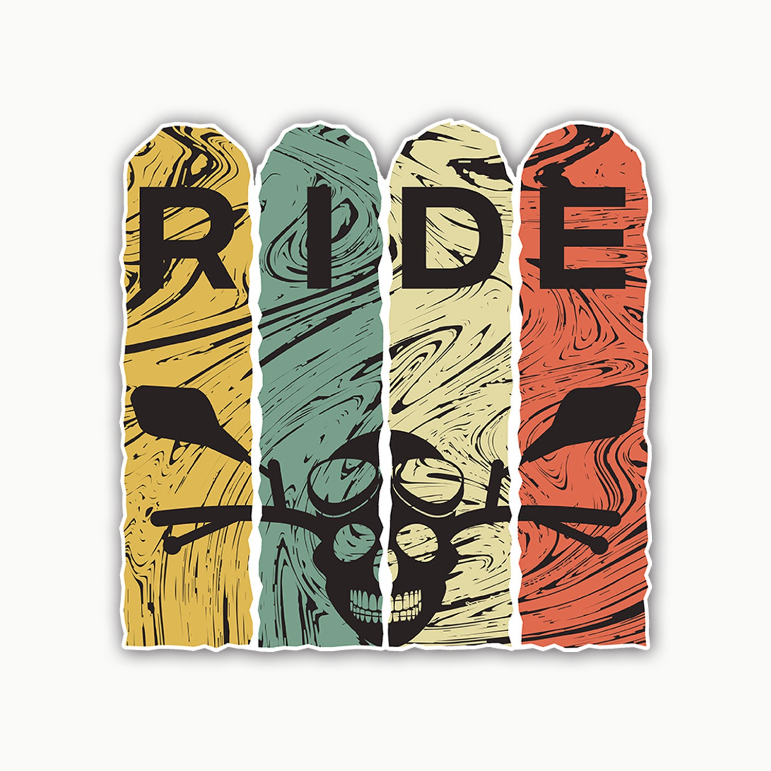 Ride | Sticker
