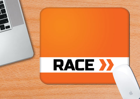 Race | Mouse Pad