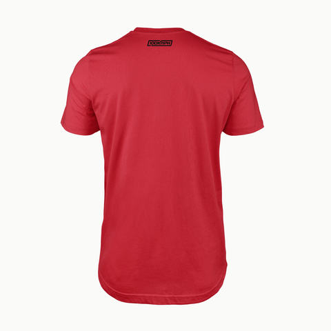 Solid Red | T-Shirt