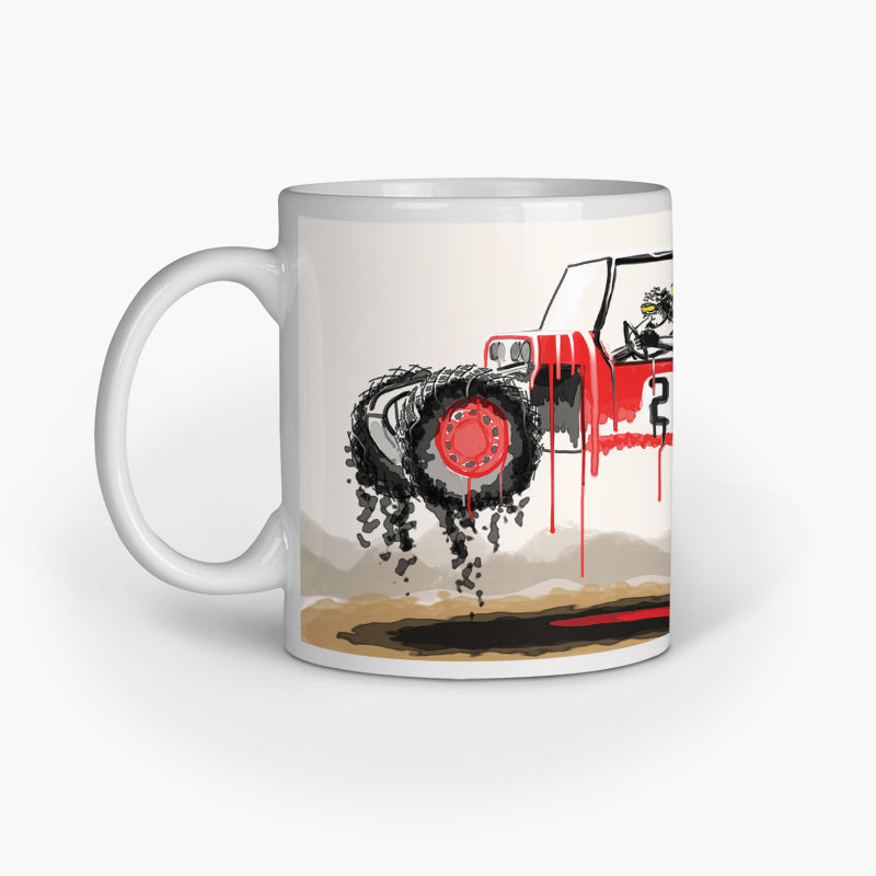 Red Sander | Coffee Mug