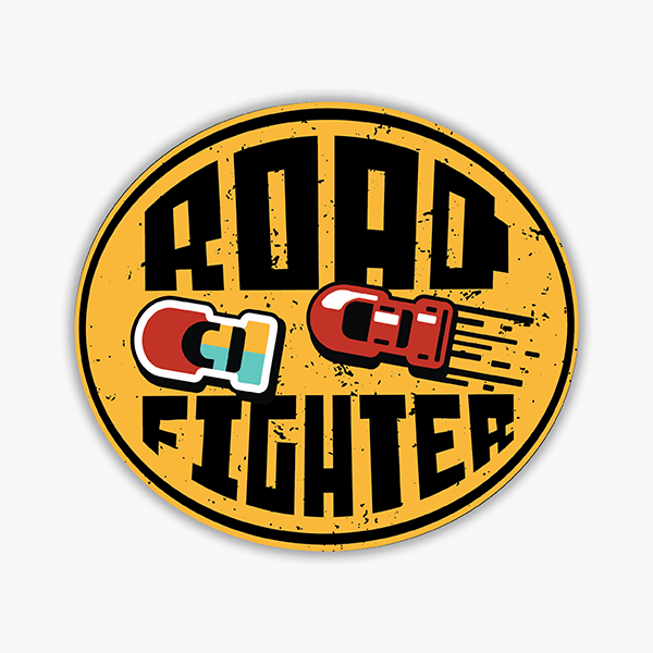 Road Fighter | Sticker