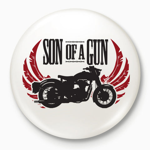 Son Of A Gun | Badge